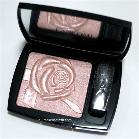 Lancome Blush On lanc 244 me blush highlighter illuminating powder in 001