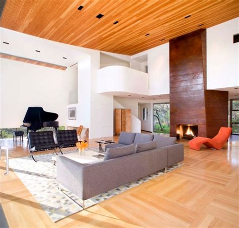 paint colors for living room with wood ceiling 21 modern fireplaces characteristics and interior d 233 cor ideas