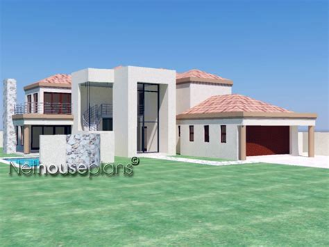modern house plans in gauteng modern house tuscan style house plan bedroom double storey floor plans