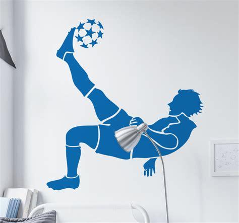 wall stickers football football player wall sticker tenstickers