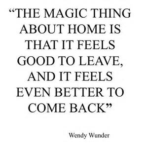 25 best quotes about home on inspirational