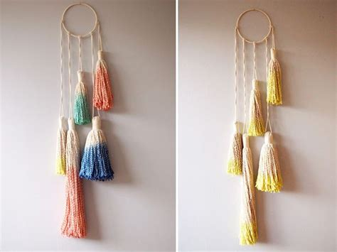 Macrame Techniques - 75 best images about wall hangings on bedroom