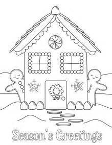 gingerbread house coloring pages gingerbread house coloring page az coloring pages