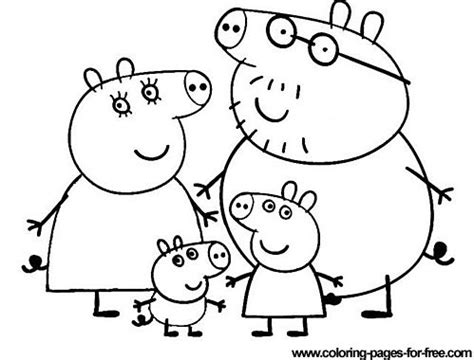 peppa pig characters coloring pages zeichentrick f 228 rben and zeichnungen on pinterest
