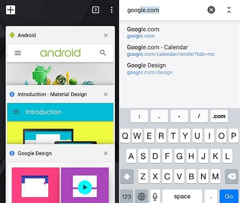 home design chrome app google chrome 40 for ios brings material design handoff