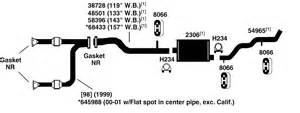 1996 Gmc Exhaust System Diagram 2004 Chevy Silverado 2500 Hd Exhaust Diagram Auto Parts