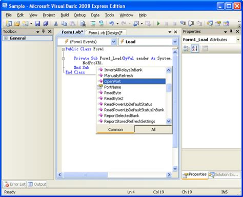 Imagenes Visual Basic 2008 | visual basic 2008 express edition descargar