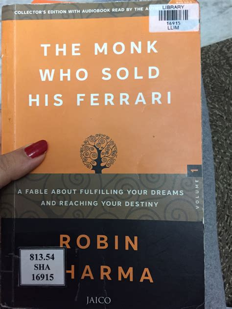 the monk who sold the the monk who sold his book review the
