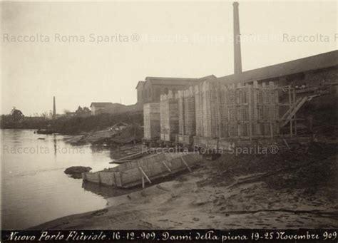 porto fluviale roma roma sparita porto fluviale
