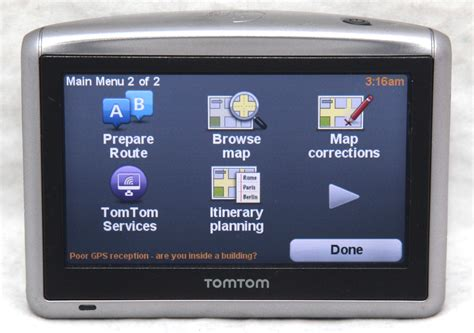 tomtom xl america map tomtom one xl gps 2016 germany portugal spain uk