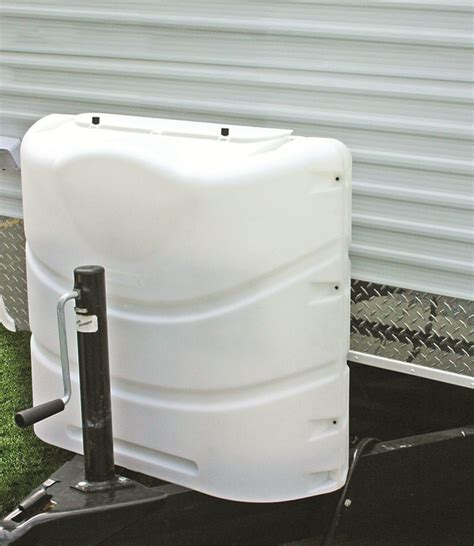 Tank Cover Hilux Luxury White camco rv polyethylene propane tank cover for 2 20 lb or 30 lb steel tanks polar white camco
