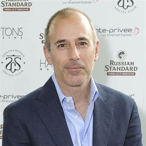 matt lauer unveils short haircut matt lauer goes scruffy reveals today superstitions in