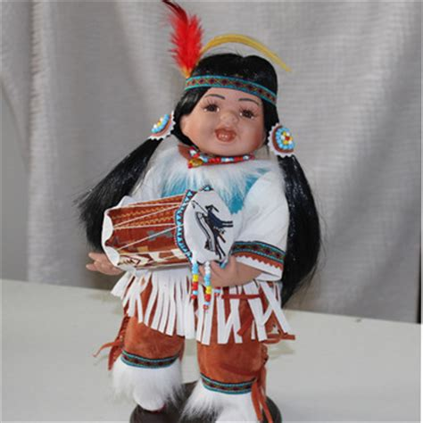china doll indiana collectible doll 12inch indian porcelain doll buy