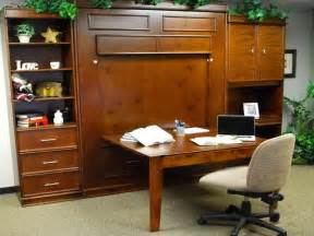 Murphy Bed Desk Furniture Murphy Desk Beds With Modern Chairs Looking