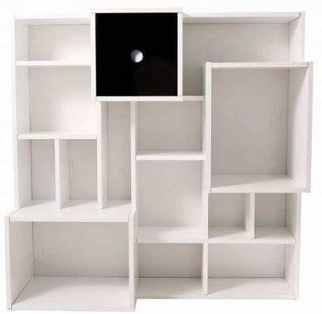 square bookshelves sebra six shelf bookcase square