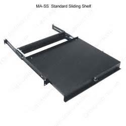 middle atlantic sliding shelf low profile sliding shelf