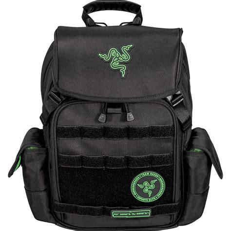 Gaming Bag Tas Gaming Backpack Elite Razer mobile edge razer tactical gaming backpack razerbp15 b h photo