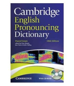 libro the cambridge french english thesaurus english pronouncing dictionary cd cambridge libroidiomas