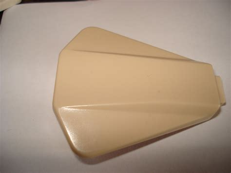 kitchen cabinet door stop 2 cream kitchen door cabinet stops with buffer p p inc ebay