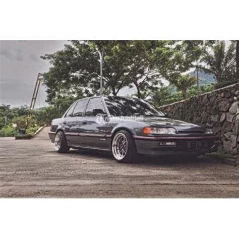 Switch Grand Civic Honda Grand Civic 1991 At Surat Lengkap Sudah Modifikasi Keren Siap Jalan Jalan Bogor Dijual