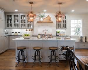 Farmhouse Kitchens Designs Seven Farmhouse Kitchen Designs Hallstrom Home