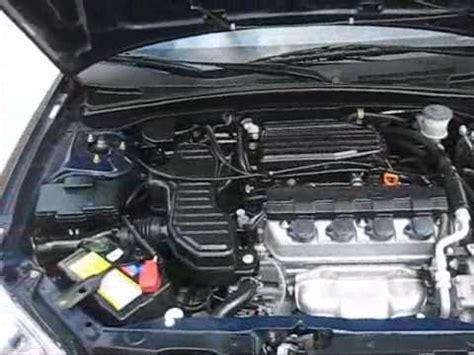 how do cars engines work 2003 honda civic gx instrument cluster 2003 honda civic ex youtube