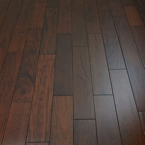 Royal Mahogany Lacquered Solid Wood Flooring Direct Wood