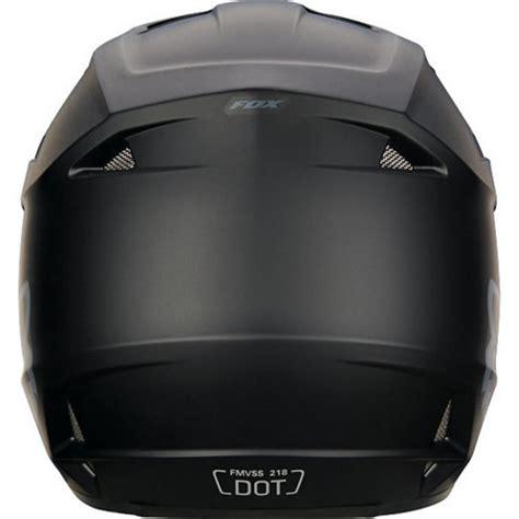 matte black motocross helmet fox racing youth v1 matte black motocross helmet