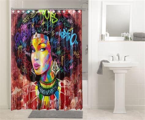 african shower curtain african shower curtains shower ideas
