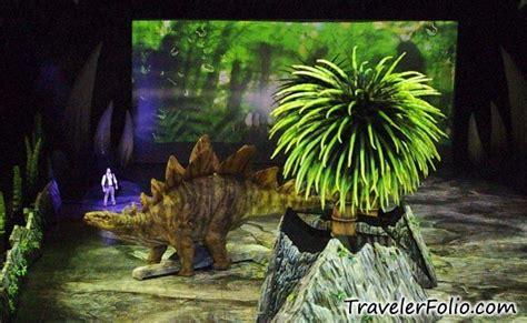 walking  dinosaurs singapore
