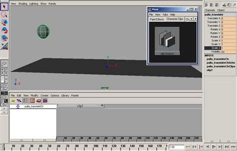 tutorial design studio tutorial maya 3d animazione di una palla 4