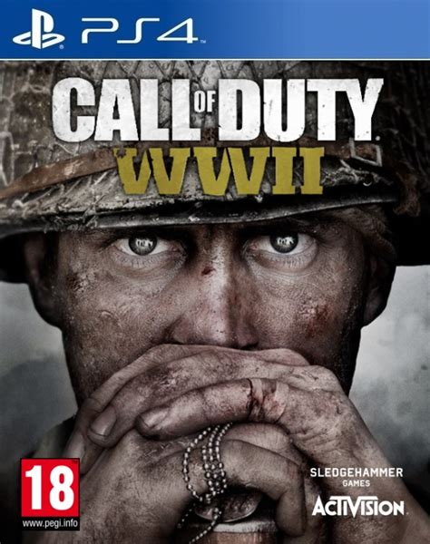 call of duty wwii ps4 playcentrum cz