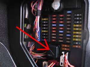 help to the touch fuse in fuse box american motoring