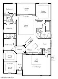 Morrison Homes Floor Plans Emerson Plan At Channing Park In Lithia Florida 33547 By