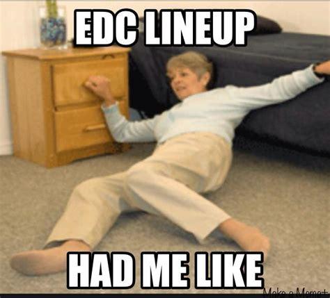 Edc Meme - top 10 ways the internet reacted to the edc las vegas