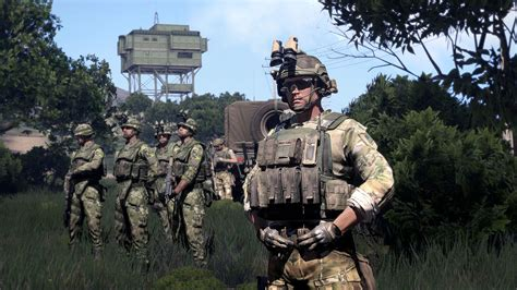 arma  bootcamp update   ease  players