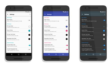 themes android change github garretyoder app theme engine a simple app level