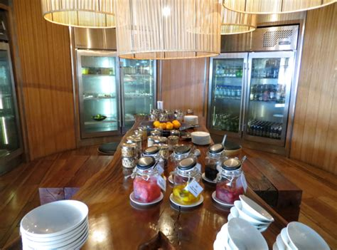 Kitchen Table Buffet Review W Koh Samui Breakfast And Kitchen Table Review Travelsort