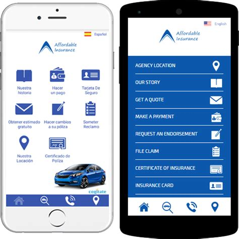 themes agent app free mobile agent apps for insurance agency mobile apps for
