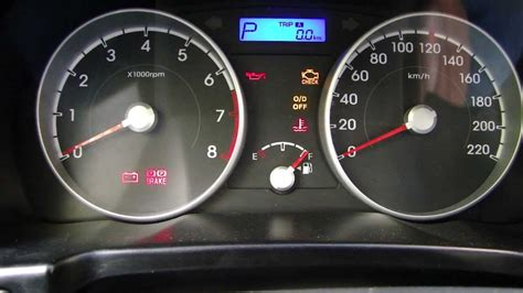 hyundai elantra check engine light 2003 hyundai elantra dashboard warning lights