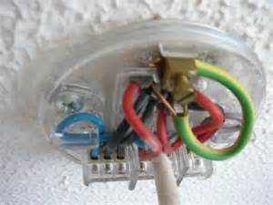 lighting circuits light fitting