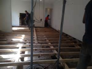 bearers joists and stumps day 3 the house that jange