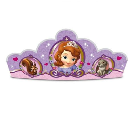 cotillon de sofia princesita corona pop up princesita sof 237 a x 1 cotill 243 n activarte