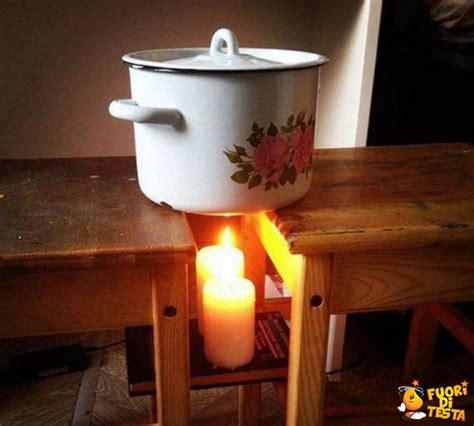candele strane cuocere con due candele immagini divertenti