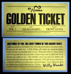 golden ticket by jenggakun on deviantart