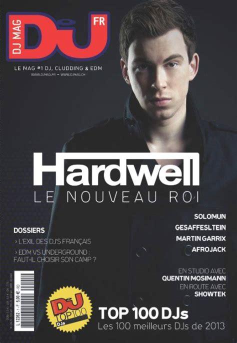 best dj magazine dj mag 01 hardwell le nouveau roi en kiosque le 14 11