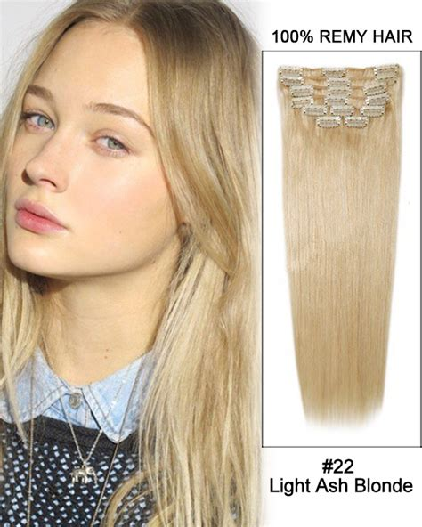 light cylinder hair extensions natural light ash blonde hair extensions prices of remy hair