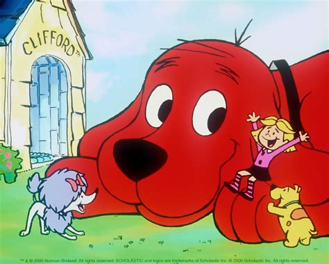 clifford big illumination entertainment plans clifford the big collider