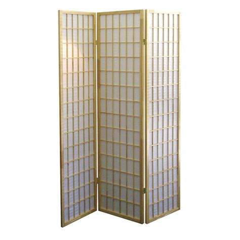 home depot room divider home decorators collection 5 83 ft 3 panel room