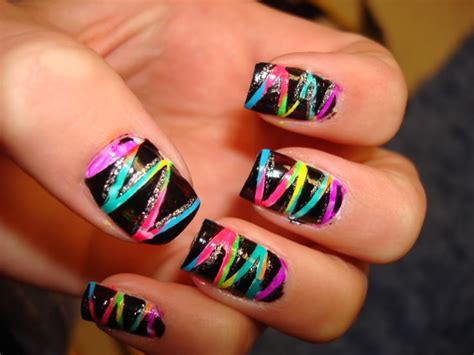 creative nail design fall creative nail designs